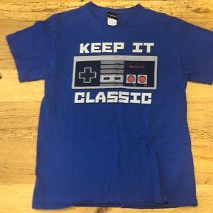***SOLD***Nintendo Keep It Classic Retro T Medium
